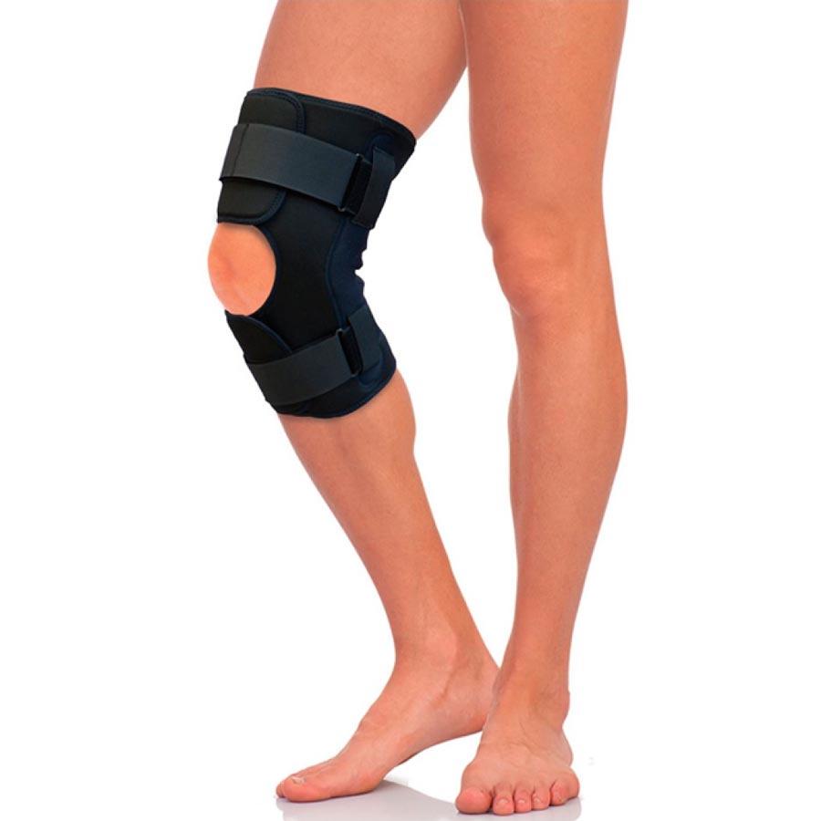Ортез на коленный сустав для занятий спортом деформация суставов рук лечение